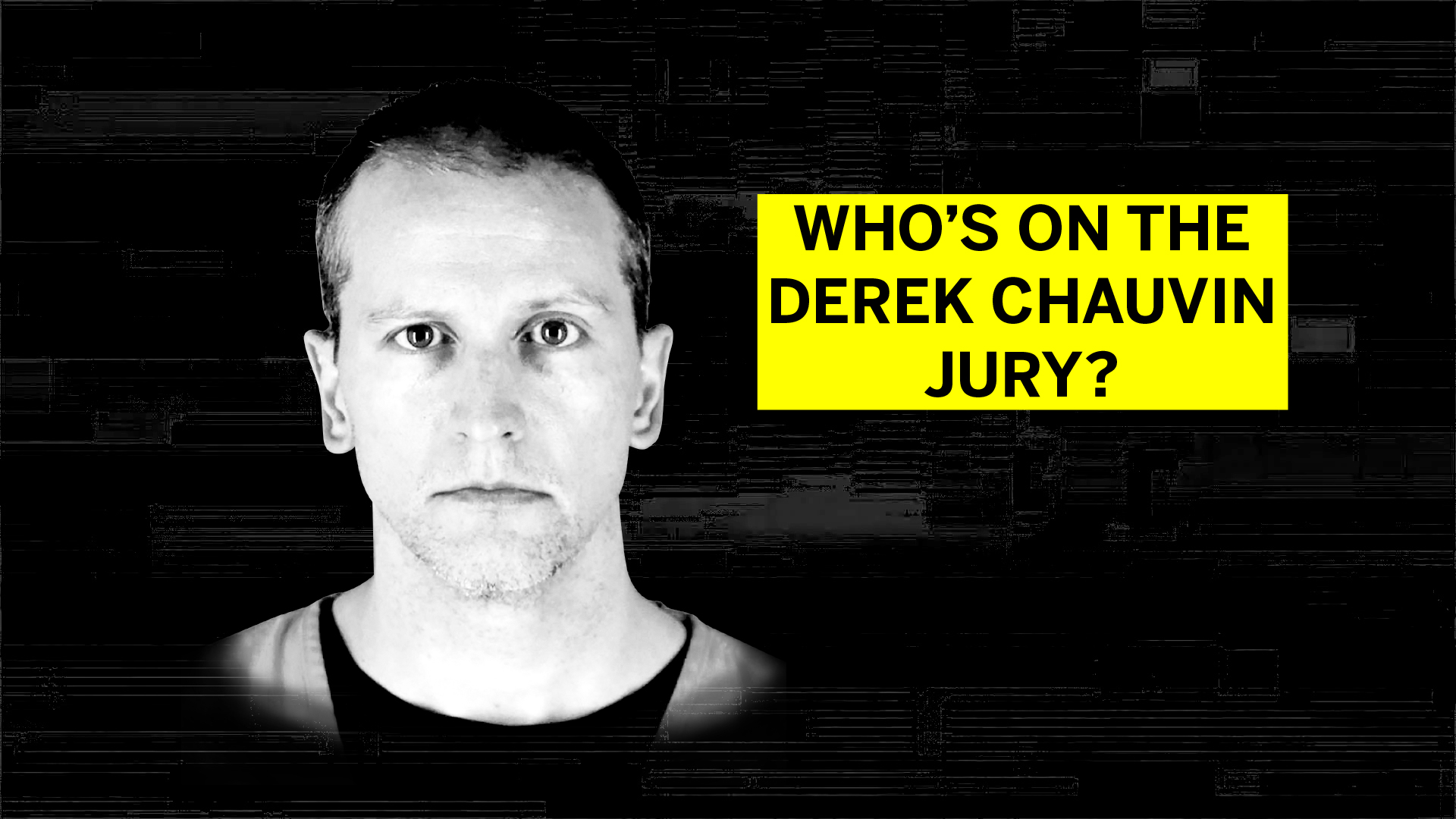 These jurors will decide if Derek Chauvin is guilty of murdering George Floyd