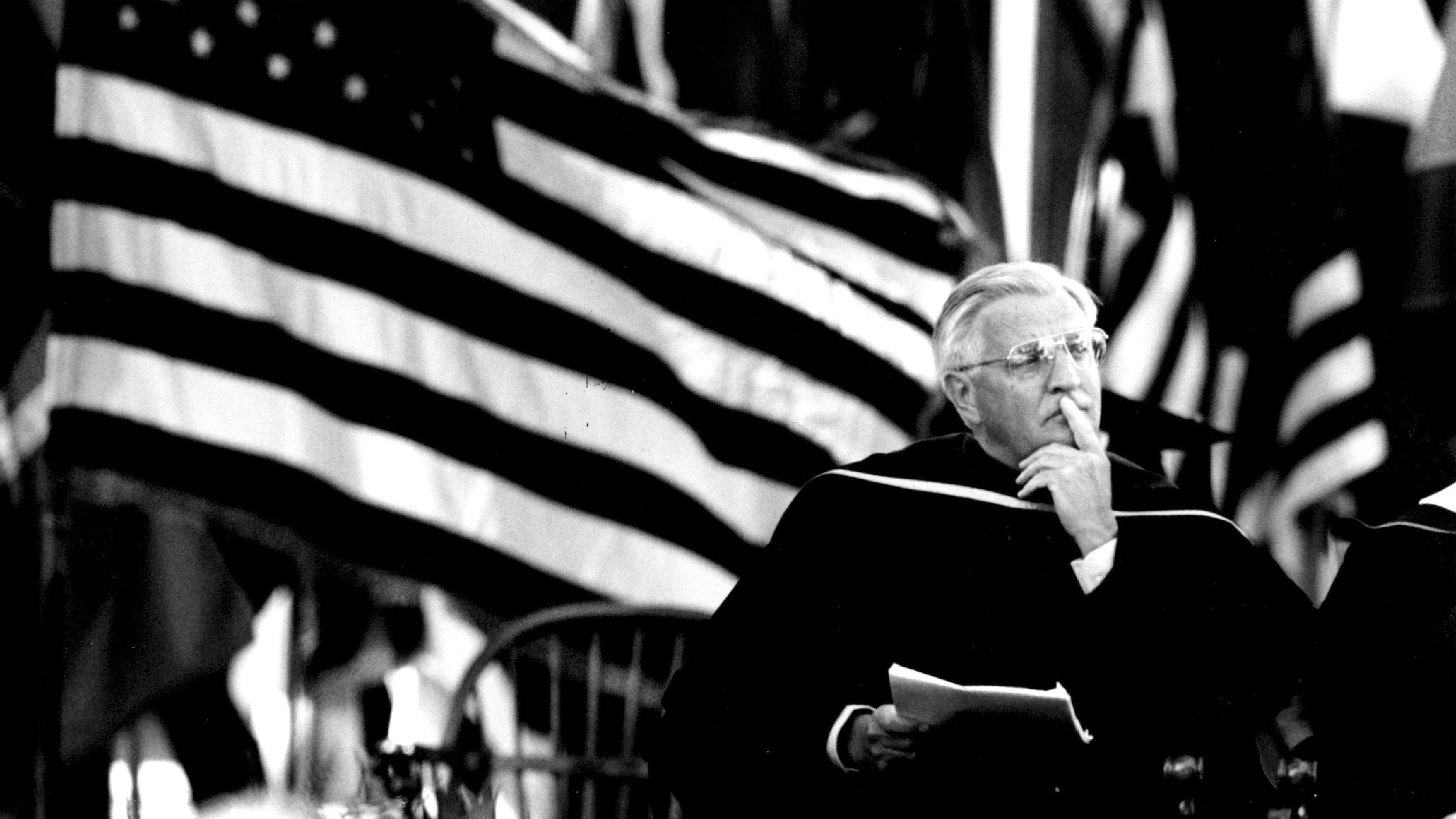 Video by Mark Vancleave. Former vice president and Minnesota statesman Walter Mondale reflects on his accomplishments and legacy.